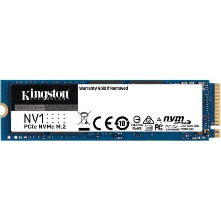 Накопитель SSD Kingston 500GB SNVS/500G NV1 M.2 2280 PCI-E3.