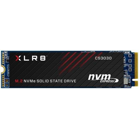 Накопитель SSD PNY 500Gb CS3030 M280CS3030-500-RB M.2 2280 P