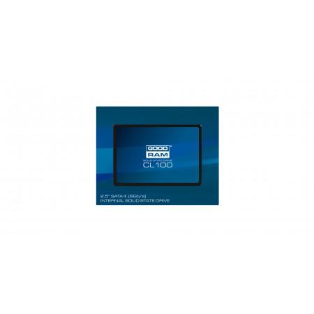 Накопитель SSD Goodram 240Gb CL100 SSDPR-CL100-240-G2 SATA3