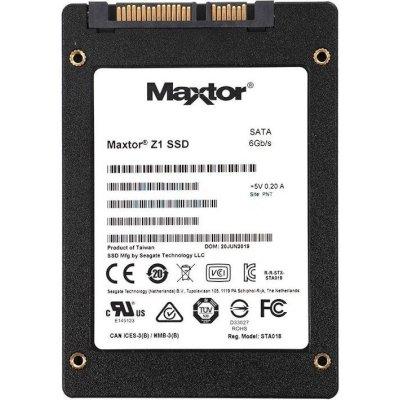 "Накопитель SSD Maxtor 240GB Z1 YA240VC1A001 SATA3 2.5"""