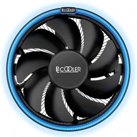 Кулер PCCooler E126MB S775/115x/AM4 92W PWM 1000-1800 120mm