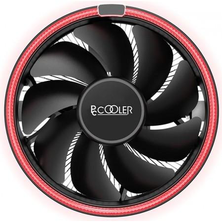 Кулер PCCooler E126MR S775/115x/AM4 92W PWM 1000-1800 120mm