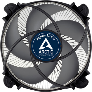 Кулер Arctic Cooling Alpine 12 CO 95W S1156/1155/1150/775 UC