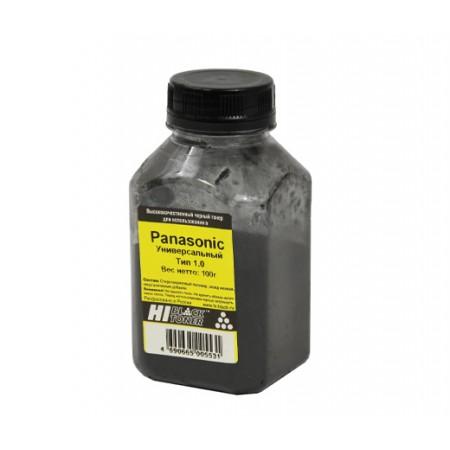 Тонер Panasonic Hi-Black Универ-й Тип1.0 100г KX-FLM553/FLB7