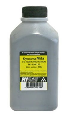 Тонер Kyocera FS-1030/1300D/1350DN Hi-Black 290г. TK-120/130