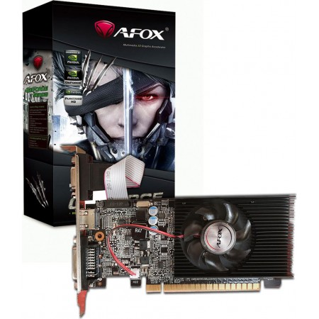 Видеокарта AFOX AF210-1024D2LG2-V7 GT210 1GB 64bit DDR2 Low