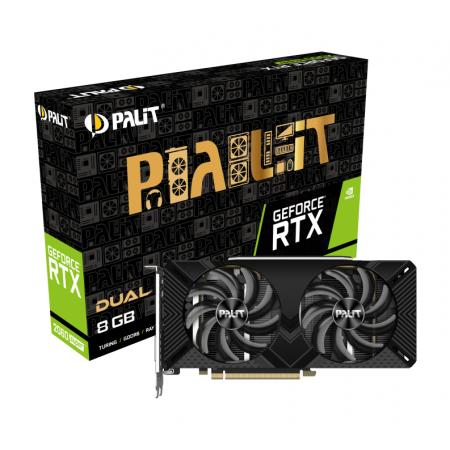 Видеокарта PALIT PA-RTX2060SUPER DUAL 8G