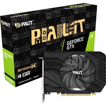 Видеокарта Palit PA-GTX1650 SUPER STORMX 4GB 128bit GDDR6 17