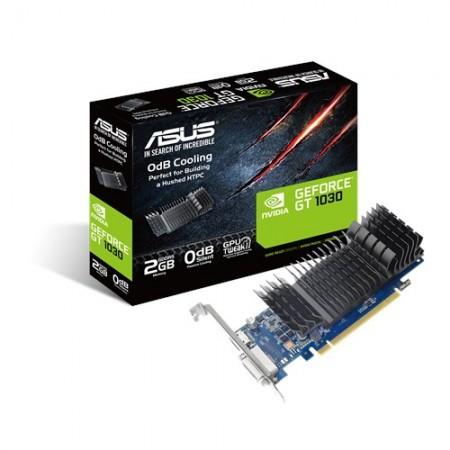 Видеокарта ASUS GT1030 GT1030-SL-2G-BRK 2GB DDR5 DVI-D/HDMI