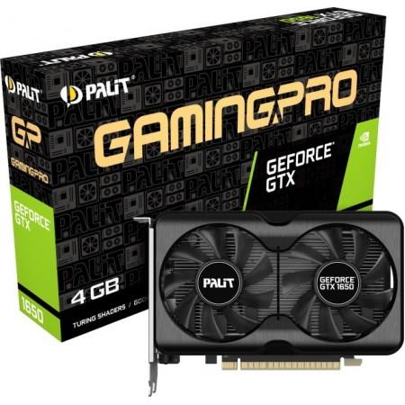Видеокарта PALIT GTX 1650 GP 4GB 128bit GDDR6 HDMI/2xDP 6pin