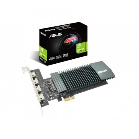 Видеокарта ASUS GT710-SL-2GD5 2Gb GDDR5 64bit 954MHz/5012M