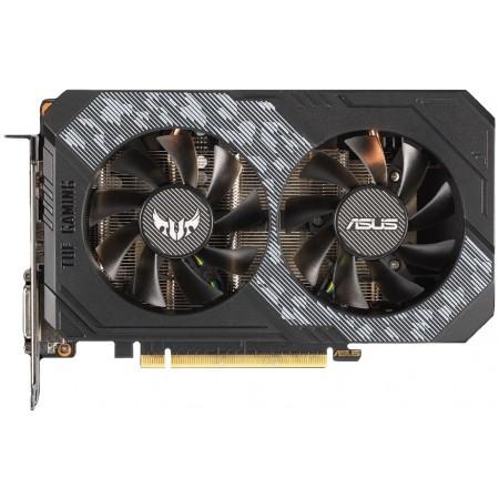 Видеокарта ASUS TUF-GTX1650S-O4G-GAMING GTX1650Super 4GB DDR