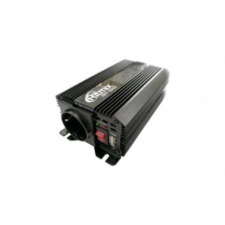 Автоинвертор Ritmix RPI-3002 1xEURO, 1xUSB, 300Вт