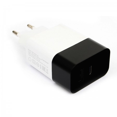 Зарядное устройство USB Gembird MP3A-PC-26W 100/220V 5V/2A 1