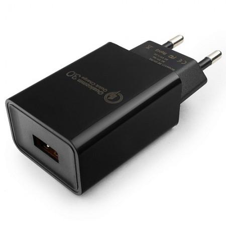 Зарядное устройство USB Gembird MP3A-PC-17 100/220V 5V/3A 1*