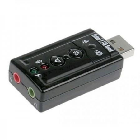 Звуковая карта USB [TRUA71]